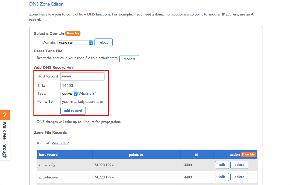 Bluehost Domain Guide: How to upload your domain with Bluehost \u2013 Arcadier